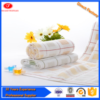 Wholesale Pure cotton health dobby towel washing clean face towel
