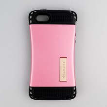 Wholesale Hot Selling heavy duty kickstand case for iphone 5