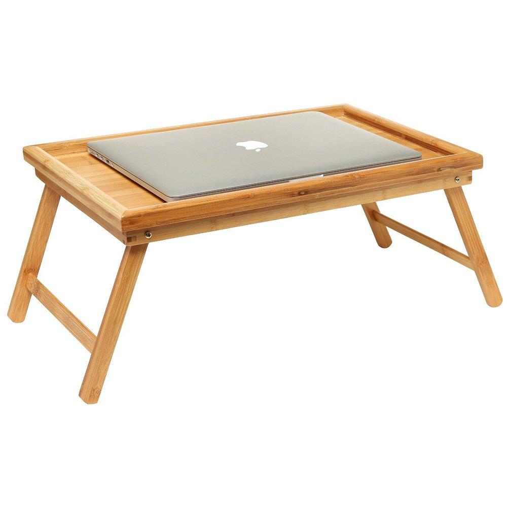 pliage table plateau de lit et petit d jeuner plateau bambou lit table petit d jeuner au lit. Black Bedroom Furniture Sets. Home Design Ideas