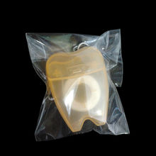 dental floss with FDA and ISO certificate in yellow color