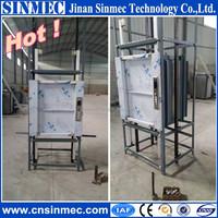 SINMEC best price Dumbwaiter/ food elevator for restaurant