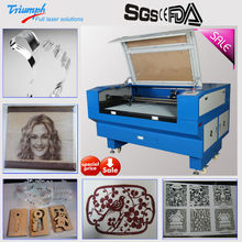 Wood Craft Laser Engraving Cutting machine of TR-1390 with CE FDA certification High Quality Competitive price