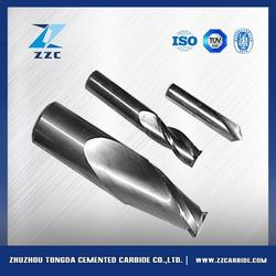 First class hardness rotary table carbide ball nose end mill