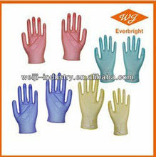 TUV FDA, CE, ISO approved Cheap food grade AQL1.5, 2.5, 4.0 Vinyl Disposable Hand Gloves for food processing