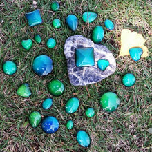 Fancy and Magic 2015 Latest Wholesale Color change Acrylic Mood Stone