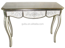 2015 Modern Solid Oak Furniture/wood Console Table/writing Desk