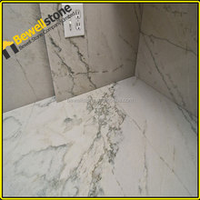 Luxury imported white marble tiles & slabs, hotel wall tiles and marble white