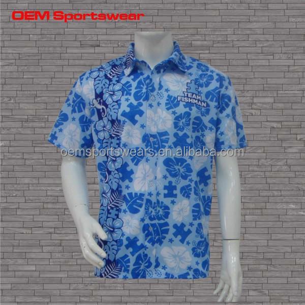 Wholesale cheap custom printed hawaiian shirt for men for Get shirts printed cheap
