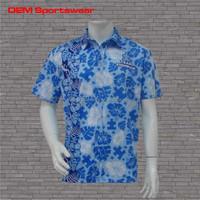 wholesale cheap custom printed hawaiian shirt for men