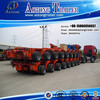 hot sale multi-axle extra heavy special transportation equipment for sal (trailer)