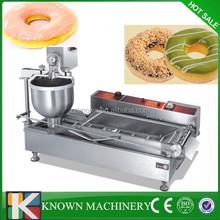 Professionale di prezzi bassi del gas/elettrico ciambella friggitrice, friggitrice automatica ciambella