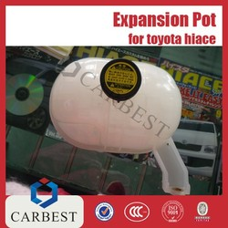 High Quality Best Selling Expansion Pot for Toyota Hiace 2010 Accessories Parts