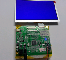 7 inch IPS lcd panel 1280*800 high resolution IPS lcd panel capacitive touch screen N070ICG-LD1