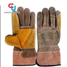 Dubai Importers Of Leather Welding Working Gloves