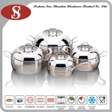 5Ply Extraordinary eco friendly wholesale cookware