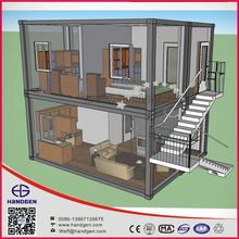 Two story container house export factory with Chill-Proof Modular Container Office