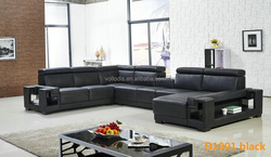 High quality modern leather sofa for sale