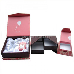 2015Luxury rigid classy gift box paper in printing