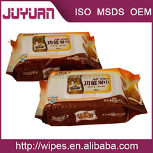 DIRT removal leather shoes wipe for cleaning
