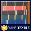 polyester striped fabric for car sunshade fabric/car roof cover fabric/pocketing fabric