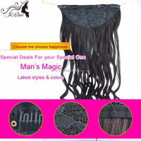 High quality wholesale curly remy hair clip in hair extensions, best virgin hair vendors