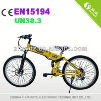 2013 new design electric chopper bike