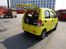 high speed smart electric car with fan radio and back camera