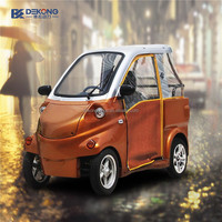 China Manufacturer Small Cheap Brand electric passenger car Mini Smart Electric Car for Sale