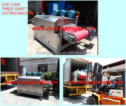 3 axis full automatic continuous cutting machine granite tile making machines