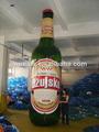 garrafa de cerveja inflável balão s6028