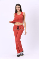 workout clothing yoga women cheap polyester jogging suits
