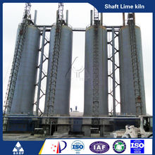 Newly premium vertical shaft lime vertical kiln accessed golden supplier