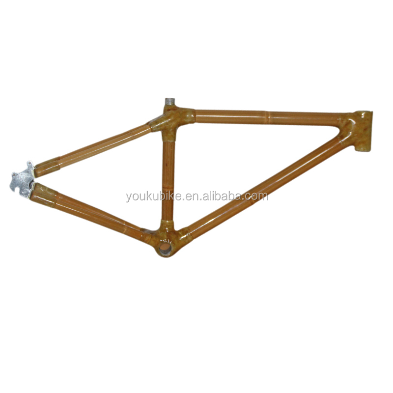 Chinese Supplier Bamboo Bicycle Frame Road Bike Bamboo Frame Bamboo ...