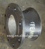 flanged bellmouth f for ductile iron pipe fitting