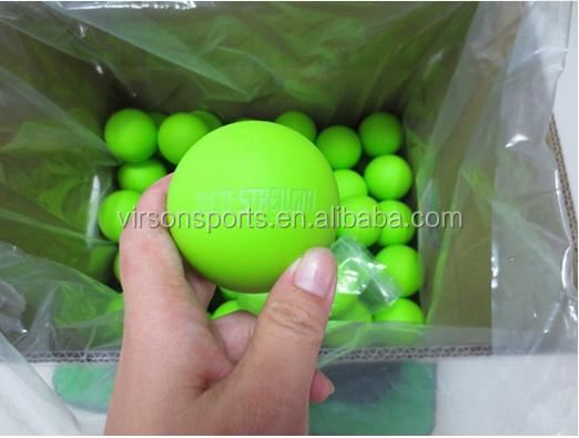 Virson Atacado Personalizado Bolas de Lacrosse com cores diferentes