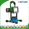 led flood light rechargeable portable led rechargeable work light with magnet ,USB port for emgerenc use