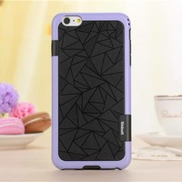 """Good Quality silicone stand phone accessory for iphone 6 4.7"""" diamond case for iphone 6"""