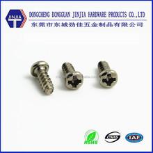 For plastic part m3x8 plastic screw pan head thread forming screw