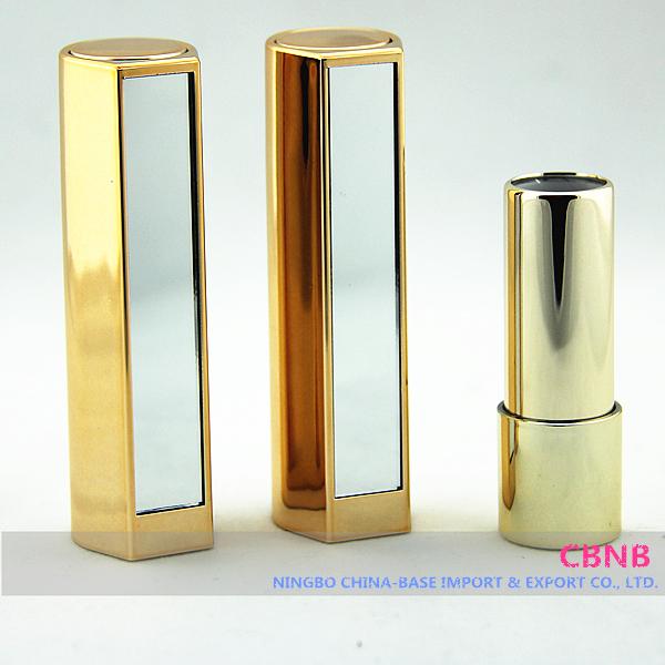 Unique Lip Balm Containers Gold Automatic Unique Lip Balm