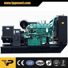 ISO Aproved 140KW/ 175KVA Open Type Doosan Diesel Generator