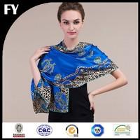 2015 best selling digital printed turkish silk scarf