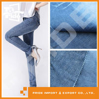PR-WD268 Wholesale miss me jeans denim fabric for jeans