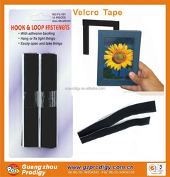 double-sided tape velcro hook loop tape