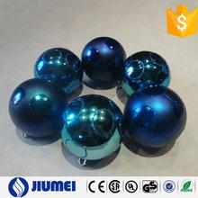 8cm blue mini ball