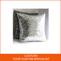 Most People Love Decorative Sofa Or Bedding Sequin Cushion