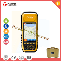 Dual Frequency L1 L2 Centimeter Accuracy Handheld GNSS RTK GPS