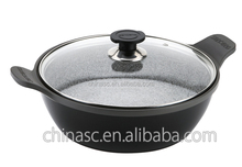 Induction cooker stone pot for soup