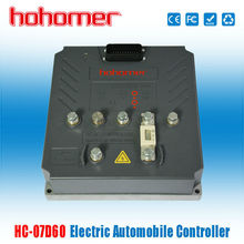 Hohomer High-Efficiency AC Motor Controller of Electric Mini-Bus 45 kW