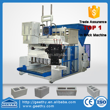 top selling products QMY18-15 mobile concrete block making machine