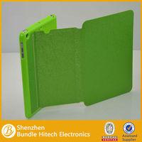 colorful super slim Leather smart case for ipad mini